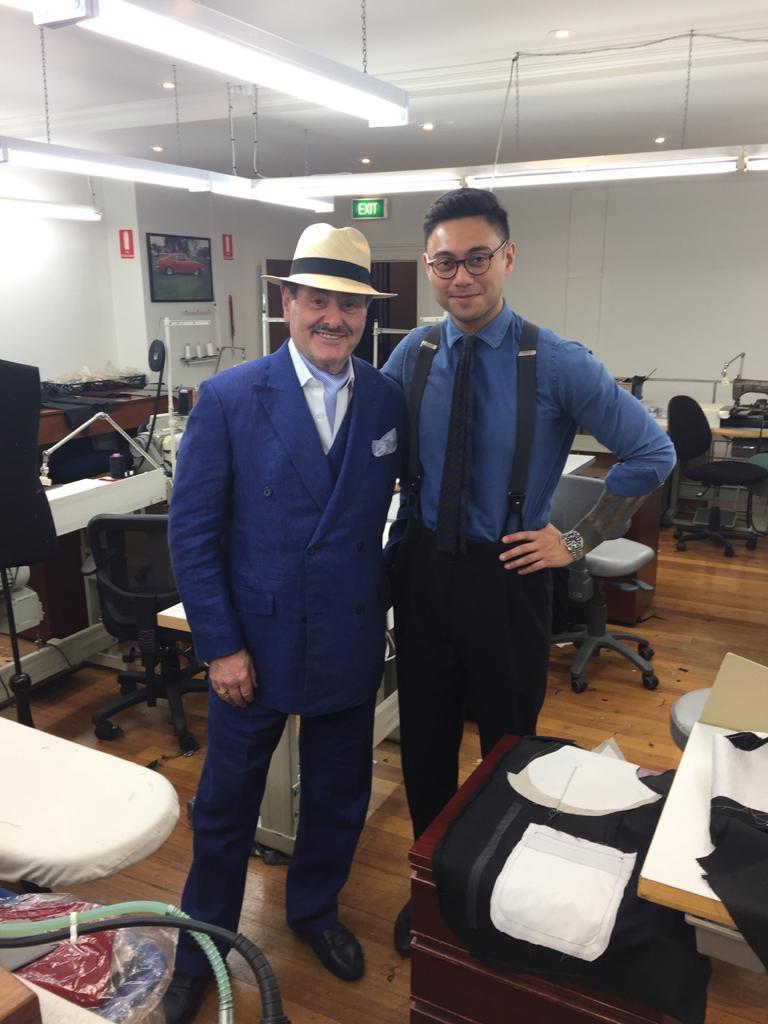 Meet The Client: Claudio Pt. 1