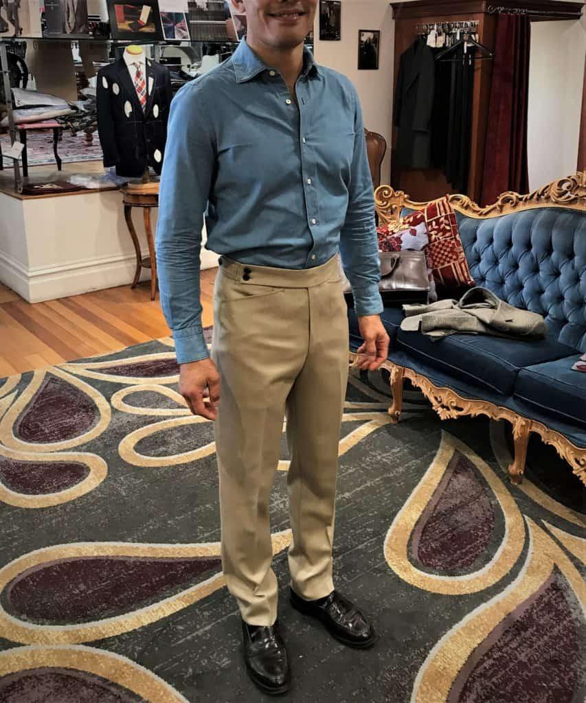 Client Trouser