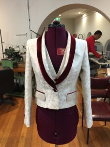 Women's Tailored Couture Suit Melbourne