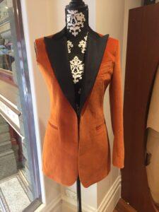 Women's Tailored Corduroy Suit Melbourne