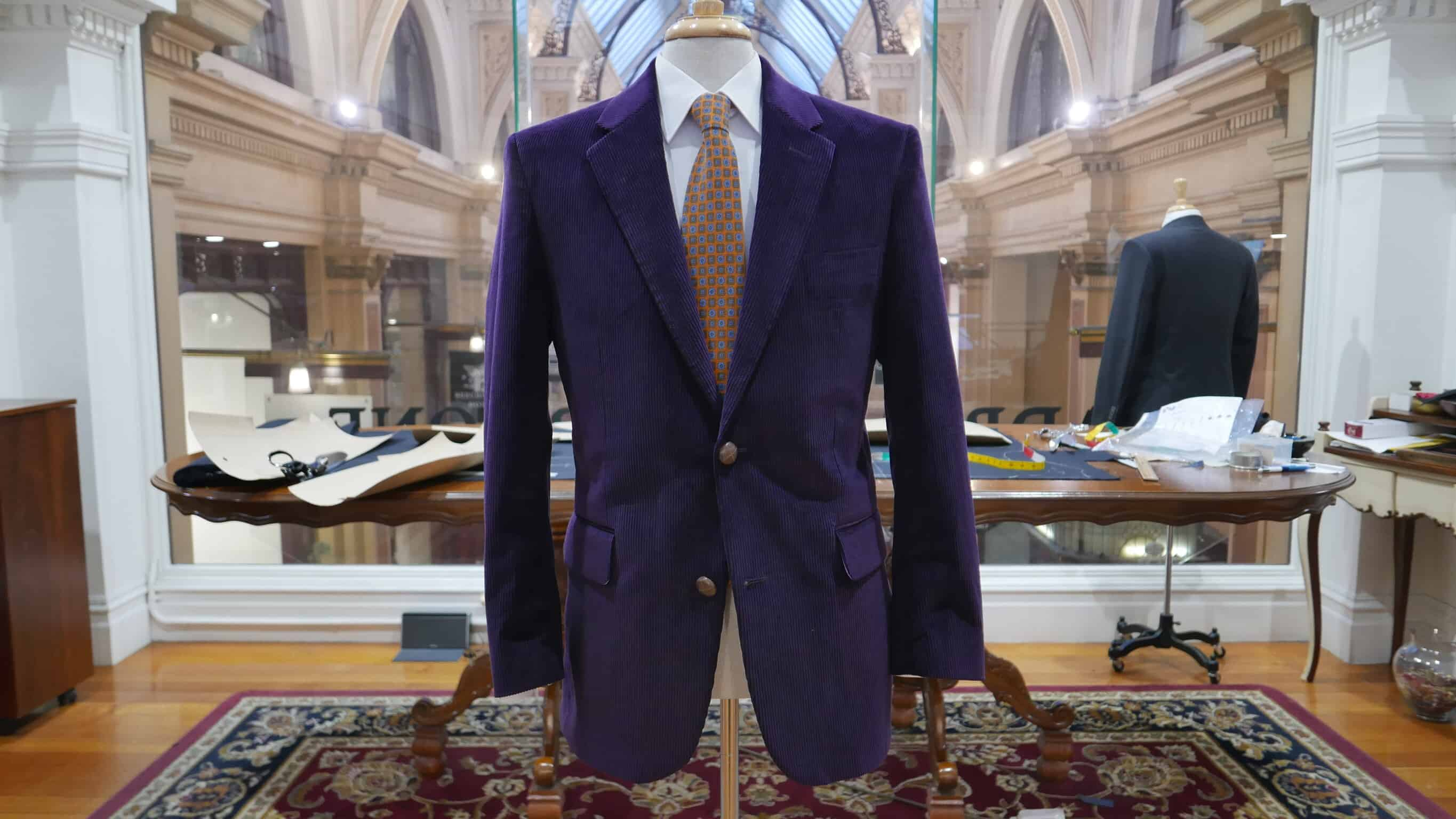 What is a Made-To-Measure suit?